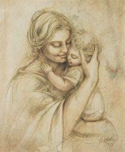 Η Σπουδαιότητα Της Σταθερής Μητρικής Φιγούρας