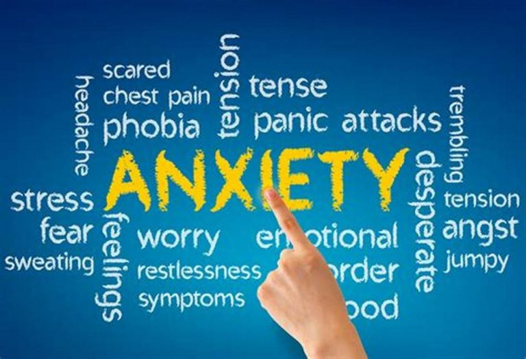 Πρωταρχικο αγχος φοβος ψυχοθεραπεια