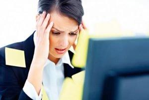 womanStress1-300x202 Διαταραχές - Συμπτωματολογία